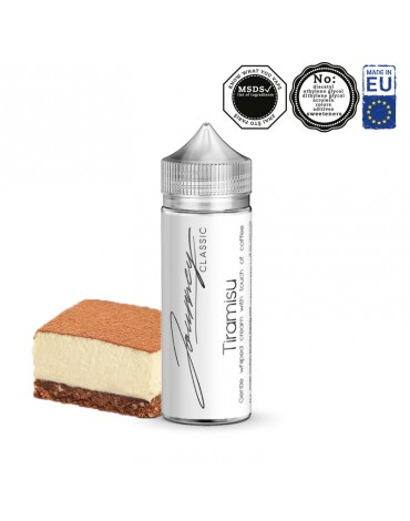 Journey Classic Tiramisu 24ml in 120 longfill