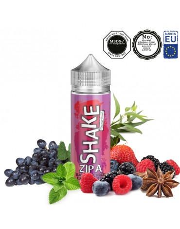 SHAKE ZIPA 24ml in 120 longfill
