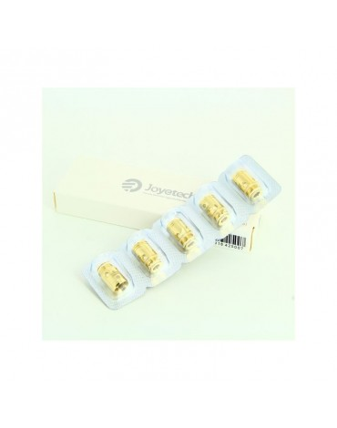 Joyetech Exceed resistance coils 0.5ohm gold