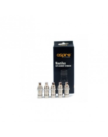 Coils for Nautilus Aspire 1.6 ohm 1 piece