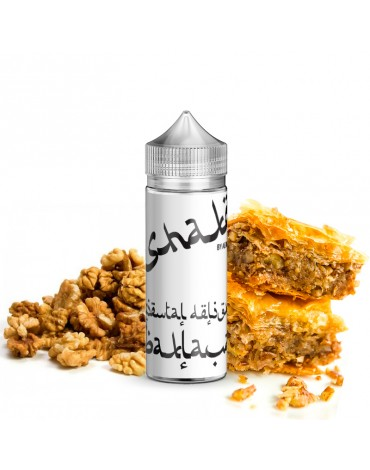 SHAKE Baklava 24ml in 120...