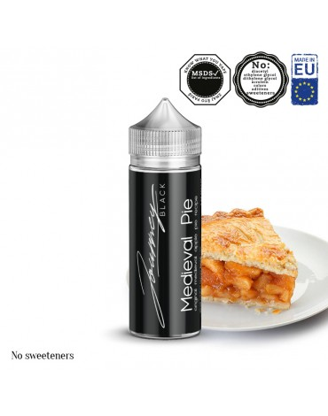 Journey Black Medieval Pie 24ml in 120 longfill