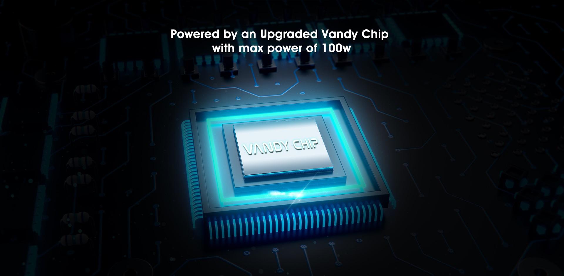 BOX JACKAROO 100W G10 VANDY VAPE