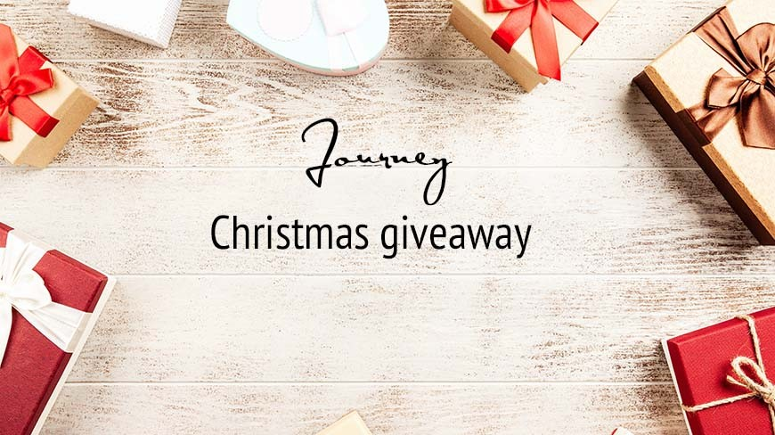 Journey Giveaway