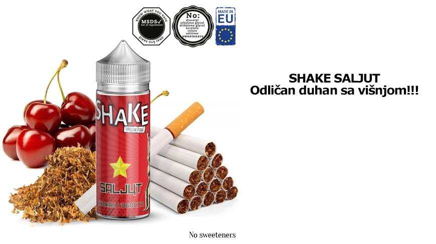 SHAKE SALJUT