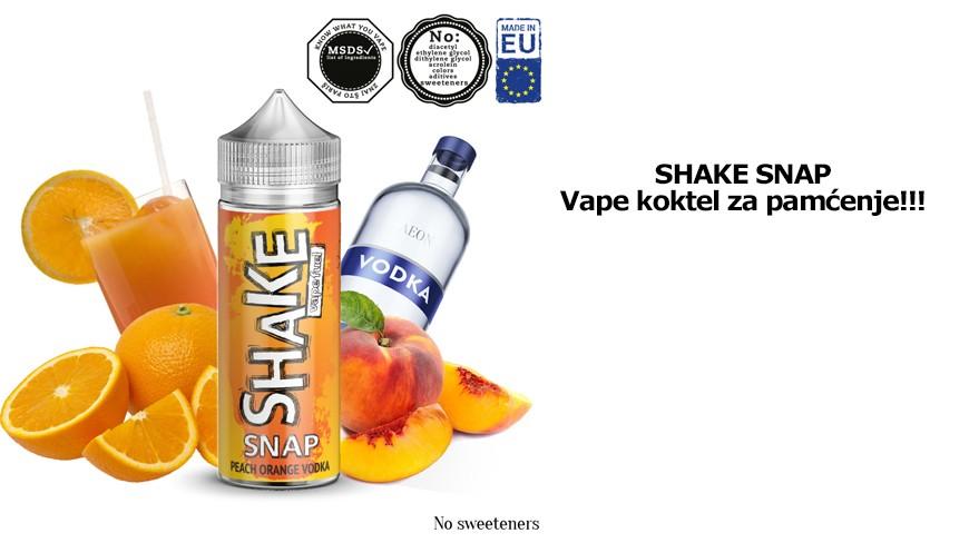 SHAKE SNAP