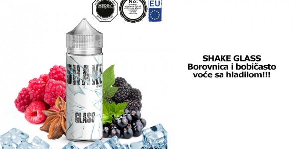 SHAKE GLASS