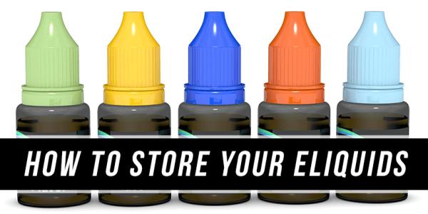 Kako čuvati e-tekućine?