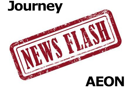 Journey News Flash!